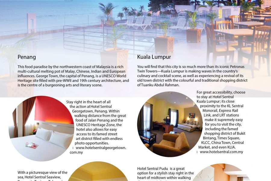 Hotel Sentral Pudu Lonely Planet Globetrotter