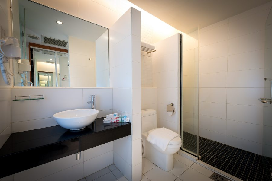 Hotel Sentral Pudu Bathroom