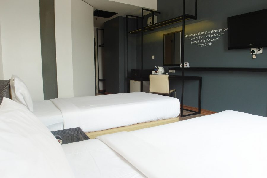 Hotel Sentral Pudu Superior Twin Room