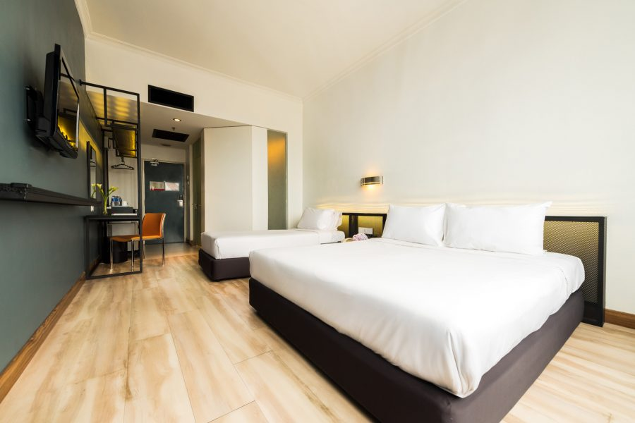 Hotel Sentral Pudu Superior Triple Room